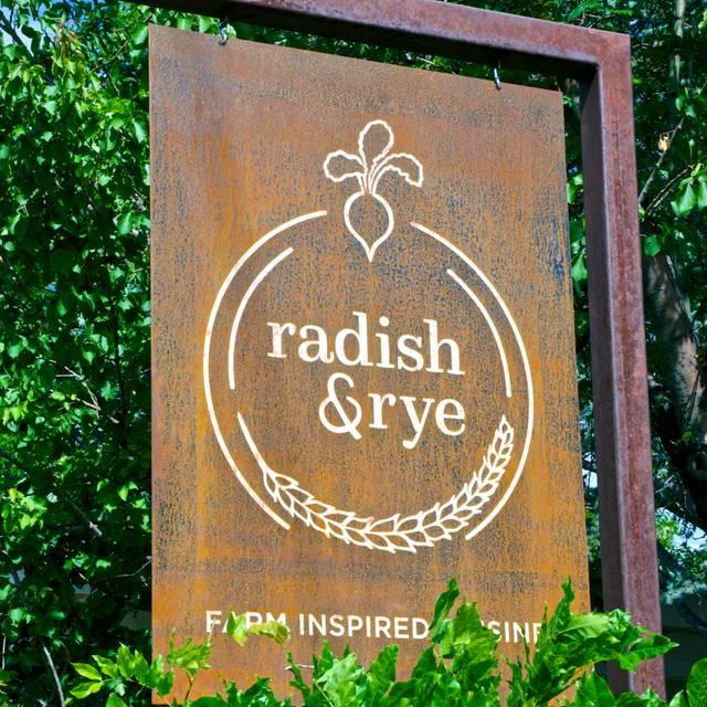 Radish & Rye, Santa Fe, NM