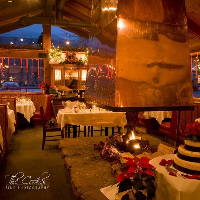 The Restaurant At Convict Lake Mammoth Lakes Ca Opentable