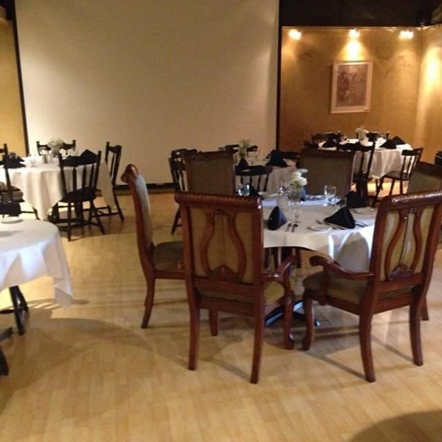 Carousel Restaurant & Bistro, Yakima, WA