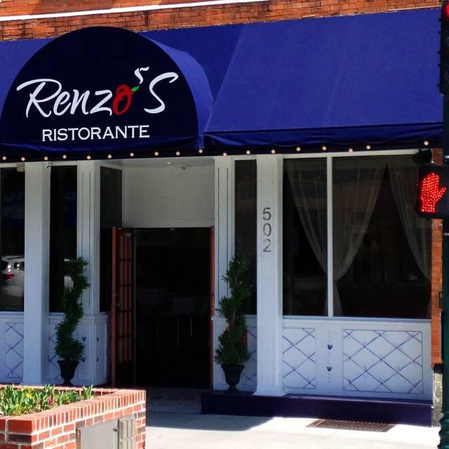 Renzo's Ristorante, Hendersonville, NC