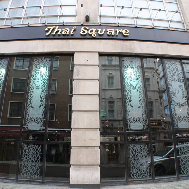 Thai Square Minories, London