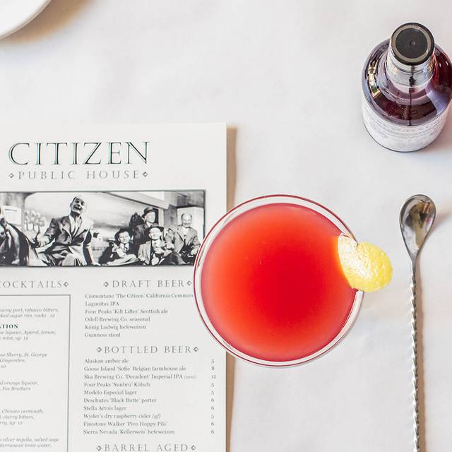 Citizen Public House, Scottsdale, AZ