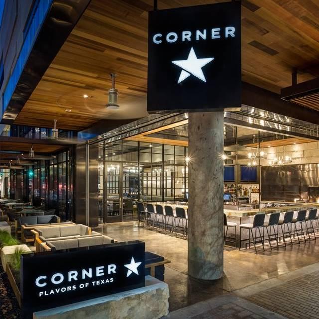 Corner Restaurant, Austin, TX