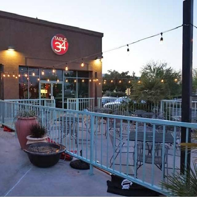 Table 34, Las Vegas, NV