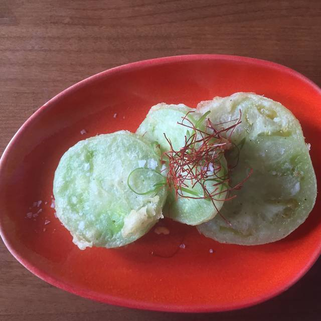 Fried Green Tomatoes  - Radish & Rye, Santa Fe, NM