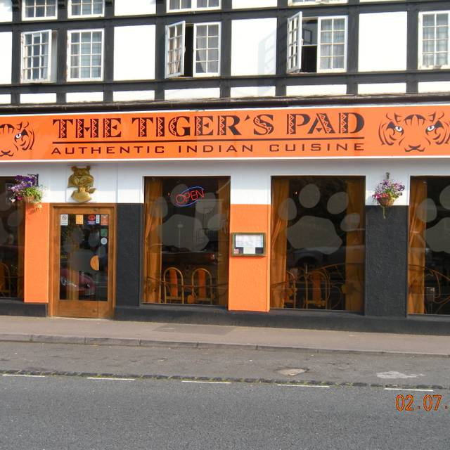 The Tiger's Pad, Ascot, Berkshire