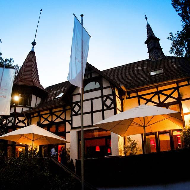 Restaurant in der Villa im Tal, Wiesbaden, HE
