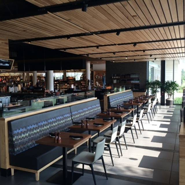 Nordstrom Domain Cafe Menu