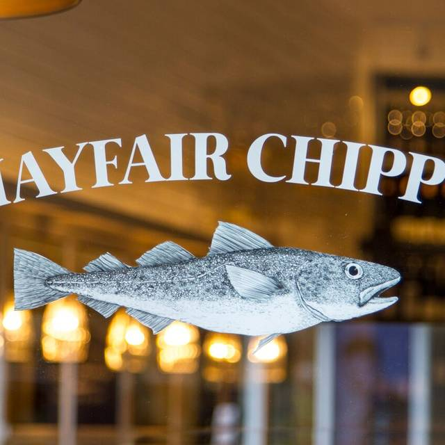 The Mayfair Chippy, London