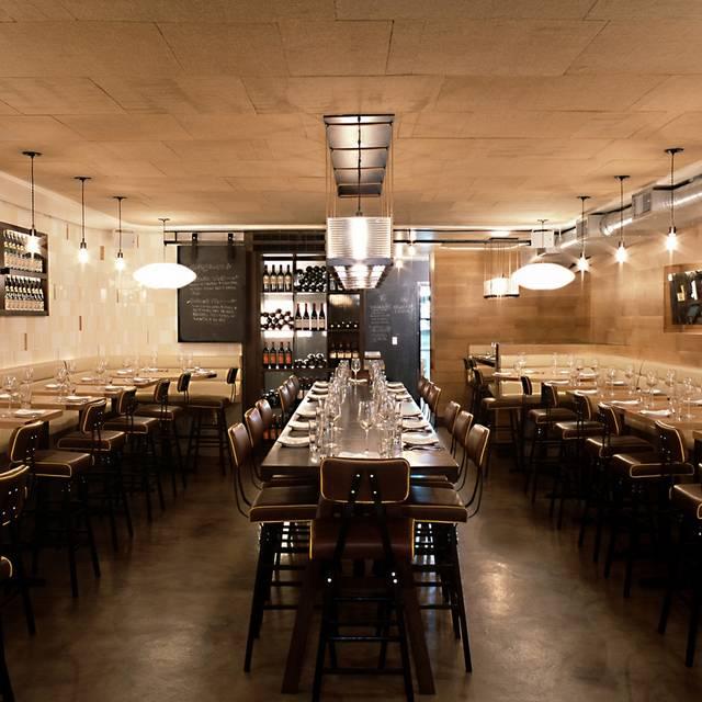 Boqueria Flatiron Restaurant New York Ny Opentable