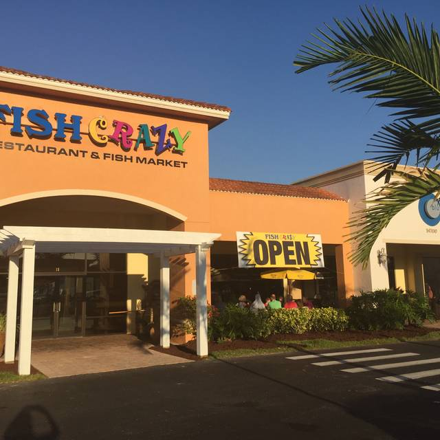 Fish crazy restaurant naples fl opentable for Crazy fish restaurant