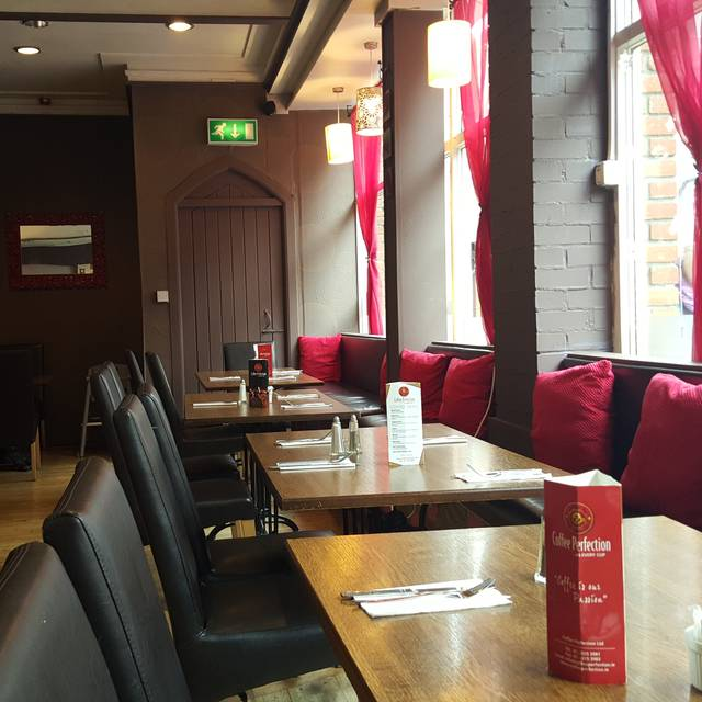 New Marlborough Cafe & Restaurant, Dublin, Co. Dublin