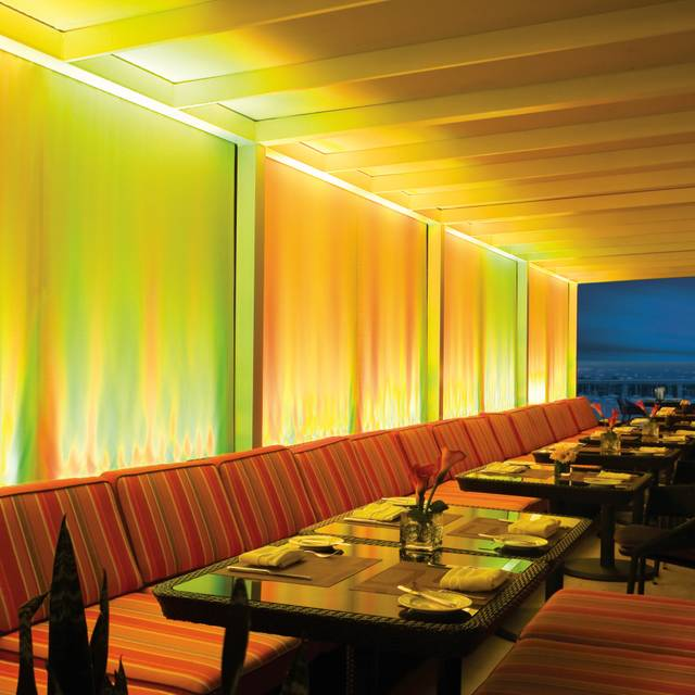 Panorama Restaurant & Sky Lounge at Sonesta Bayfront Hotel Coconut Grove, Coconut Grove, FL