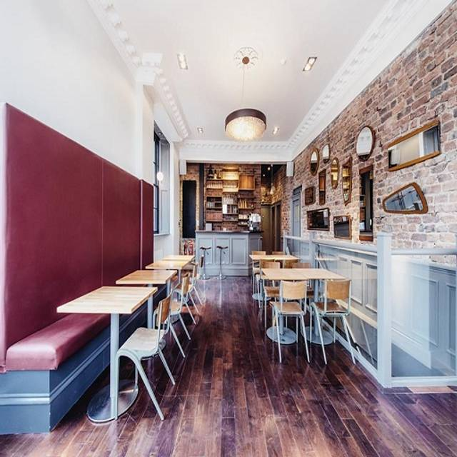 The Scullery, Glasgow