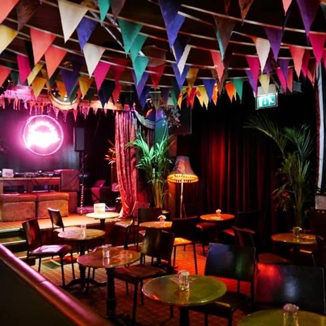 Paradise Palms Edinburgh Restaurant