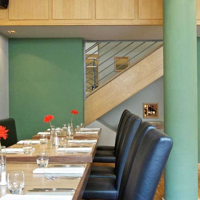 Michael Neave Kitchen And Whisky Bar Edinburgh