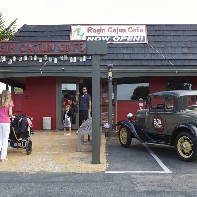 Ragin Cajun Cafe, Redondo Beach, CA