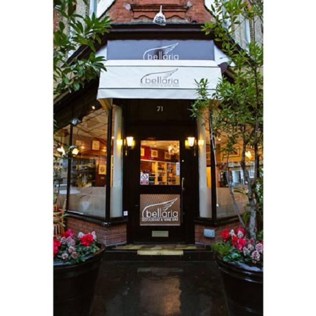 Bellaria Restaurant & Wine Bar, London