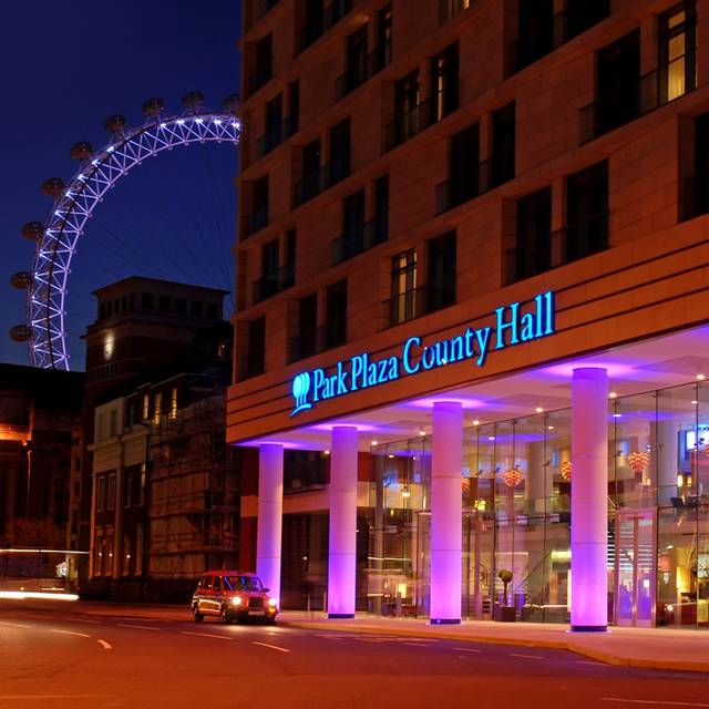 Hotel Front - Afternoon Tea at Park Plaza County Hall London, London
