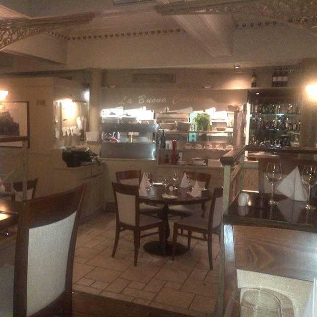 Il Castello Restaurant Edinburgh