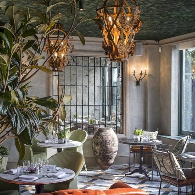 Kitchen Garden London: Ivy Chelsea Garden Restaurant - London,