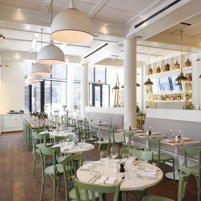 La Pecora Bianca Nomad Restaurant New York Ny Opentable