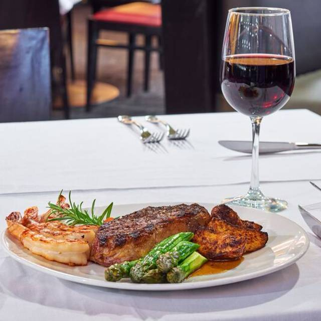Steak and Wine - Fire Restaurant and Bar, El Paso, TX