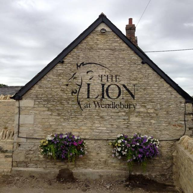The Lion Wendlebury, Bicester, Oxfordshire