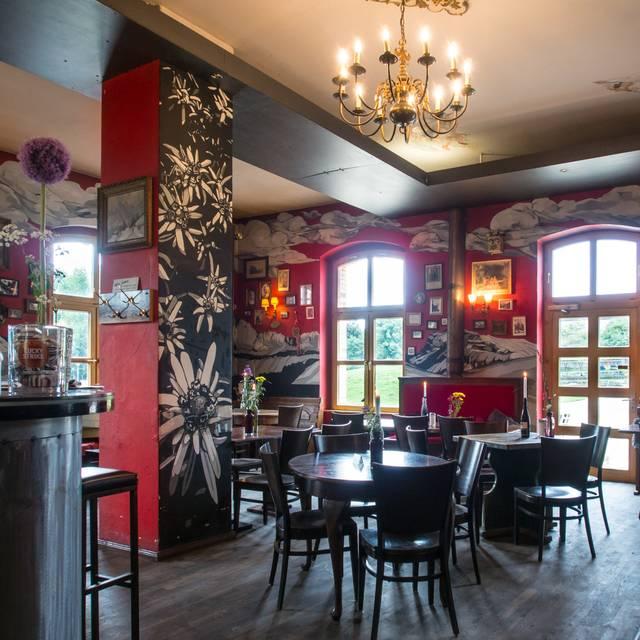 Das Edelweiss Terrasse, Restaurant & Club, Berlin, BE