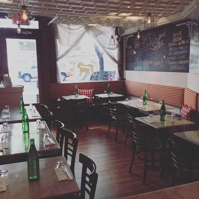 Jack's Sliders and Sushi, New York, NY