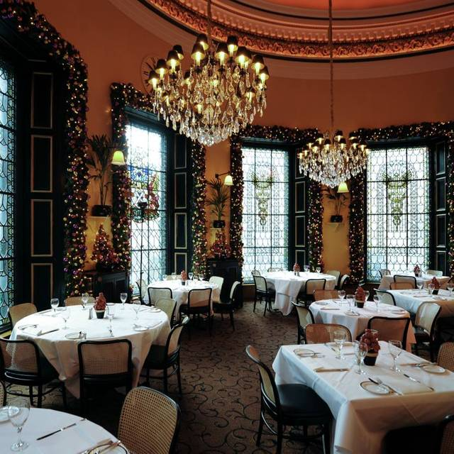 The Grill Room at The Dome Restaurant - Edinburgh, | OpenTable