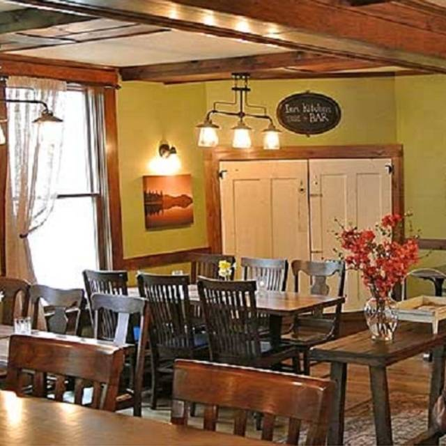 Inn Kitchen + Bar at The Squam Lake Inn, Holderness, NH