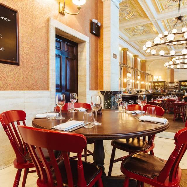 Jamie's Italian - Threadneedle Street, London