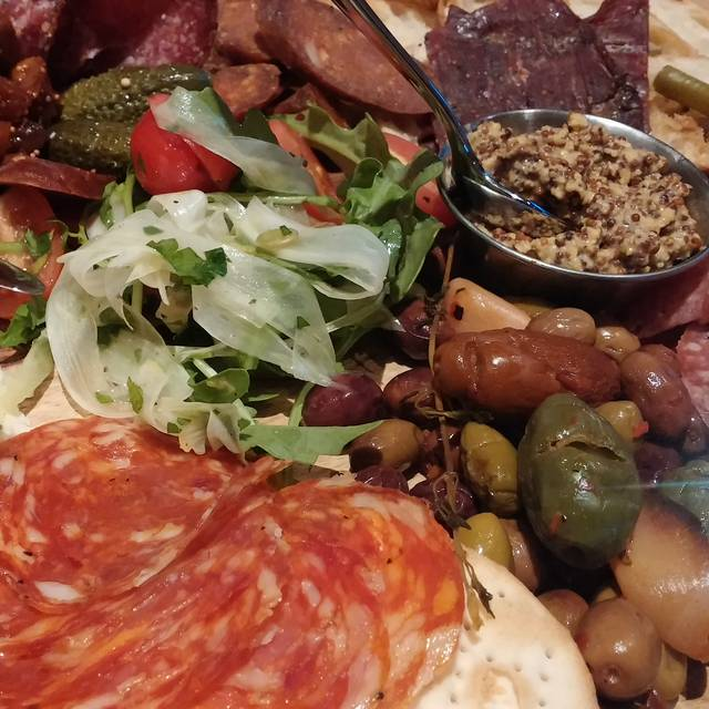 Charcuterie - The Block Kitchen and Lounge, Calgary, AB