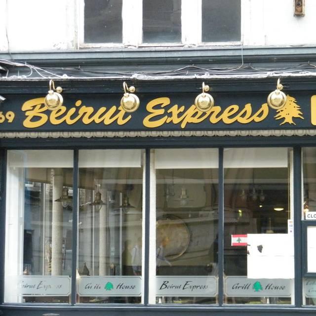 Beirut Express, Dublin, Co. Dublin