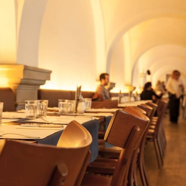 Brasserie Oskar Maria, München, BY