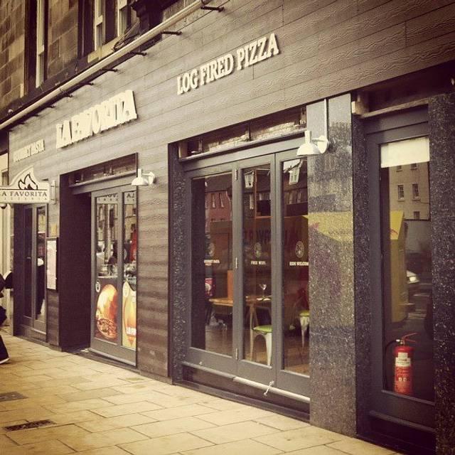 Italian Restaurant Top Of Leith Walk Edinburgh