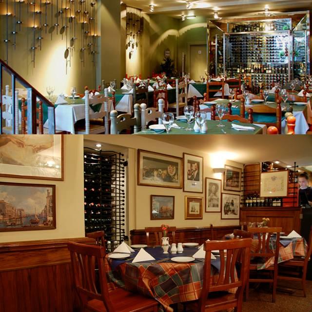 Cafe Rosa Edinburgh Menu