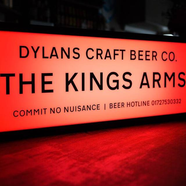 Dylans-The Kings Arms, St. Albans, Hertfordshire