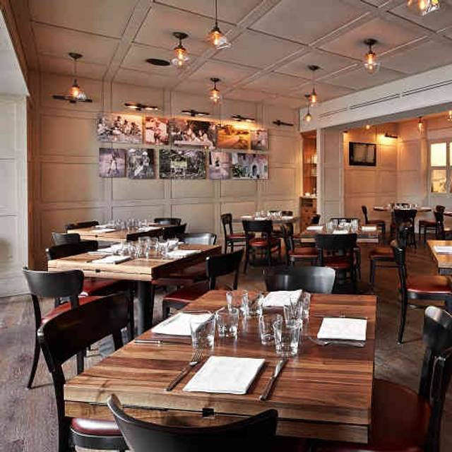 Casa luca restaurant washington dc opentable - Table restaurant washington dc ...