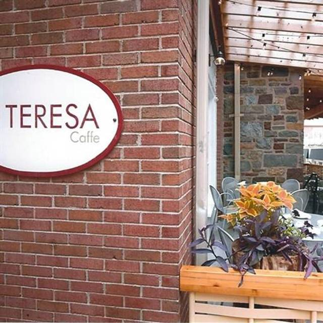 Teresa Caffe, Princeton, NJ