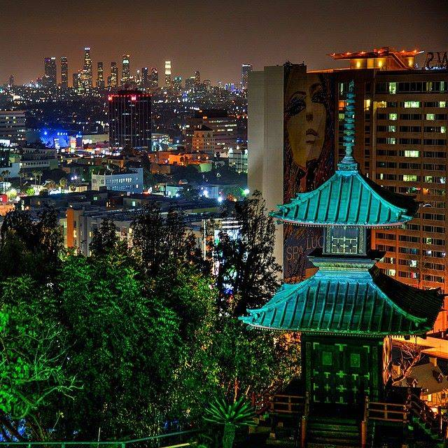 Yamashiro, Hollywood, CA