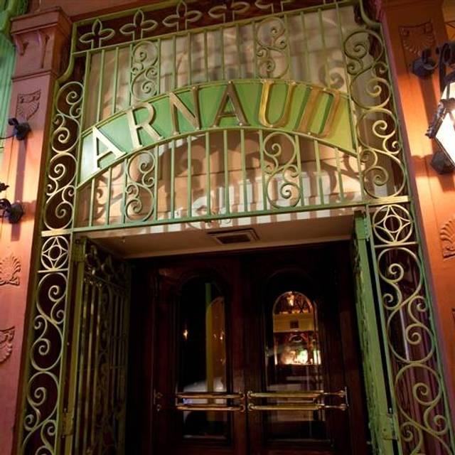Arnaud's, New Orleans, LA