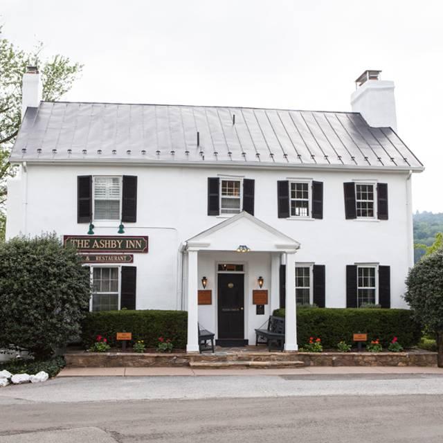 The ashby inn paris va opentable for Ashby windows