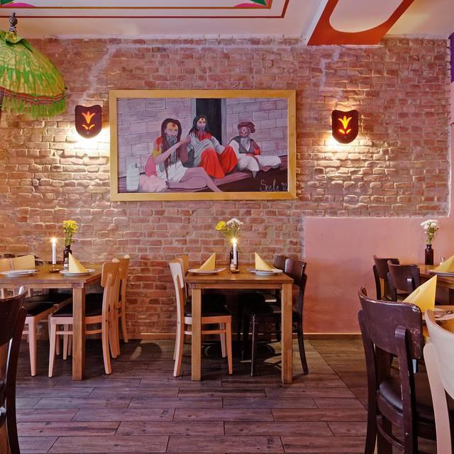 Sadhu 2 Indische Kuche Restaurant Berlin Be Opentable