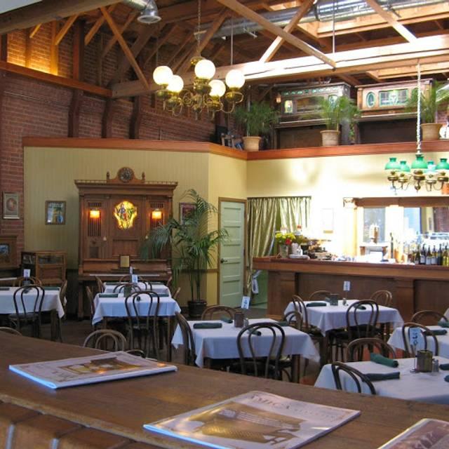 Orchestria Palm Court Restaurant San Jose Ca Opentable