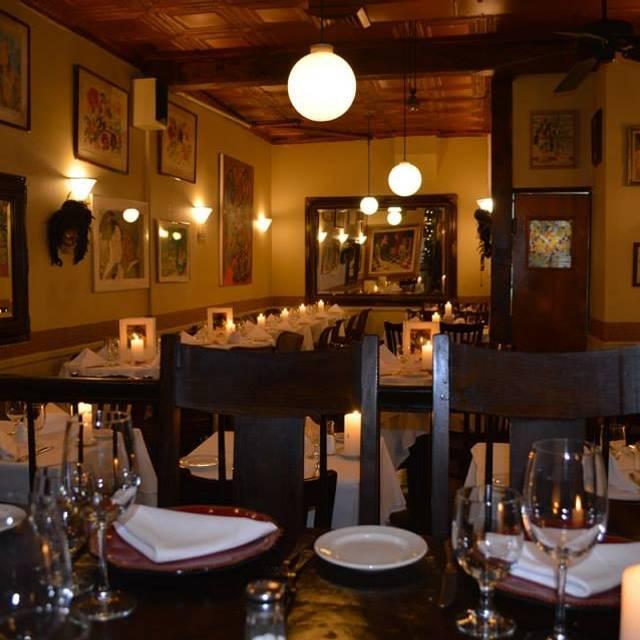 Campagna Quattro Gatti Restaurant New York Ny Opentable