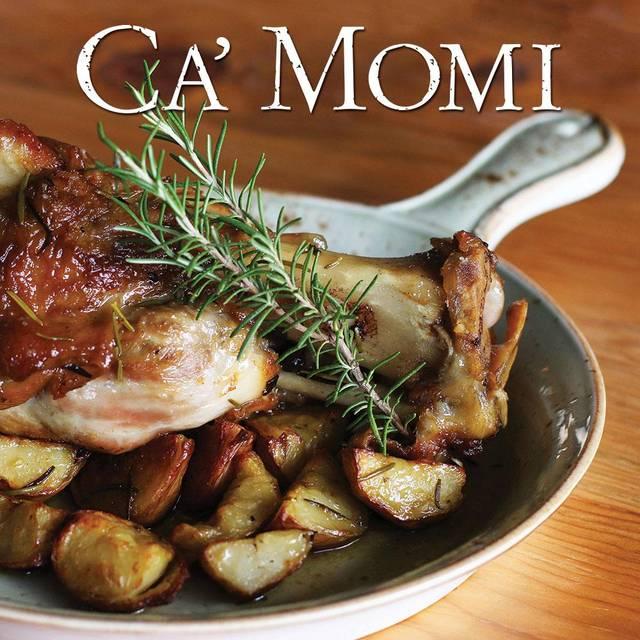 Ca' Momi Osteria, Napa, CA