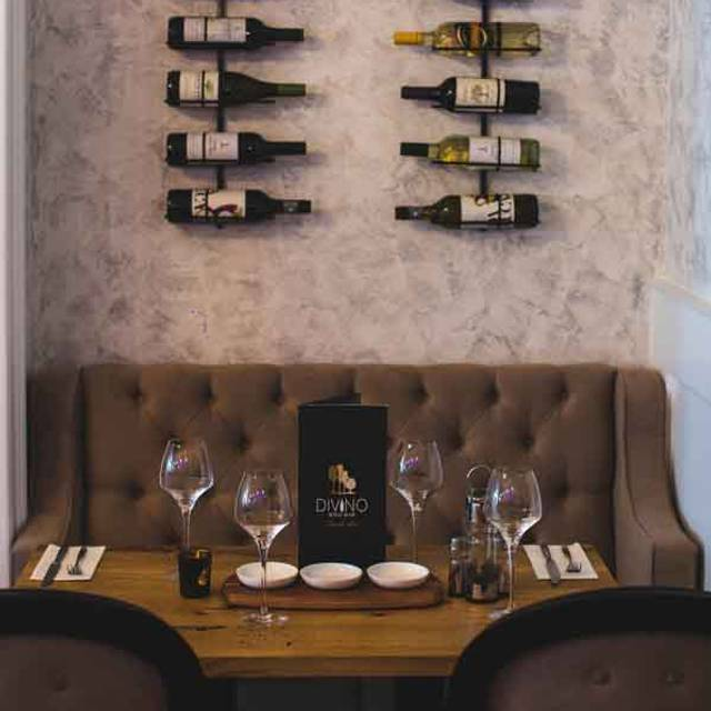 Divino Wine Bar, Hove, East Sussex