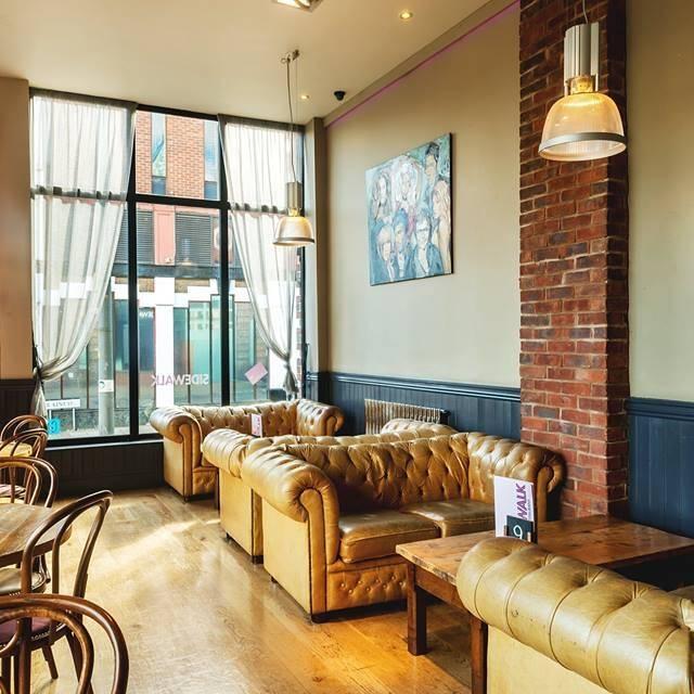 Sidewalk Bar and Restaurant, Birmingham, West Midlands